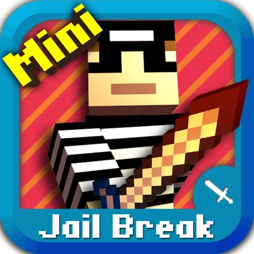 Cops N Robbers (Jail Break) - Survival Mini Game