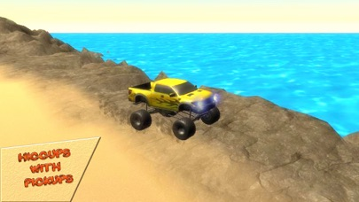 Off road 4x4 jeep: Mountain hill drive screenshot four