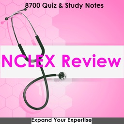 NCLEX Review App For Self Learning : Q&A & Notes