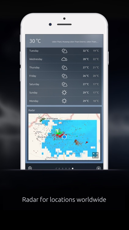 WeatherRadar Pro screenshot-3