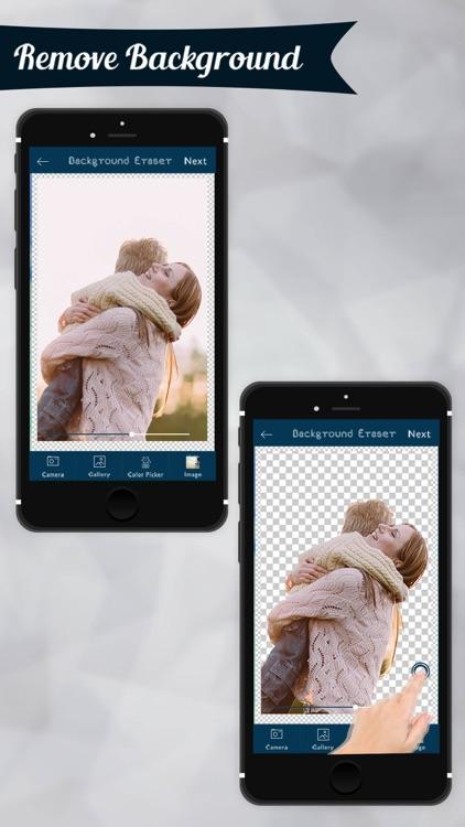 Photo Background Eraser: Transparent Photo PRO