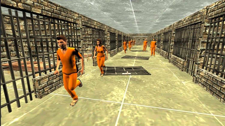 Prison Breakout Jail Run Pro - Prisoner Escape