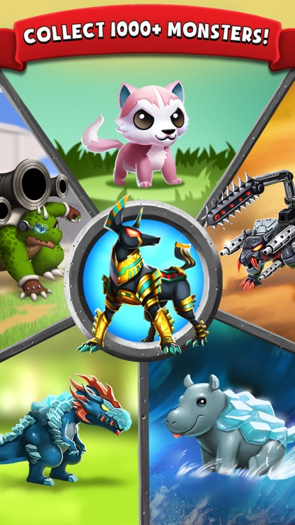 Battle Camp - Collect & Evolve Your Monsters screenshot-0