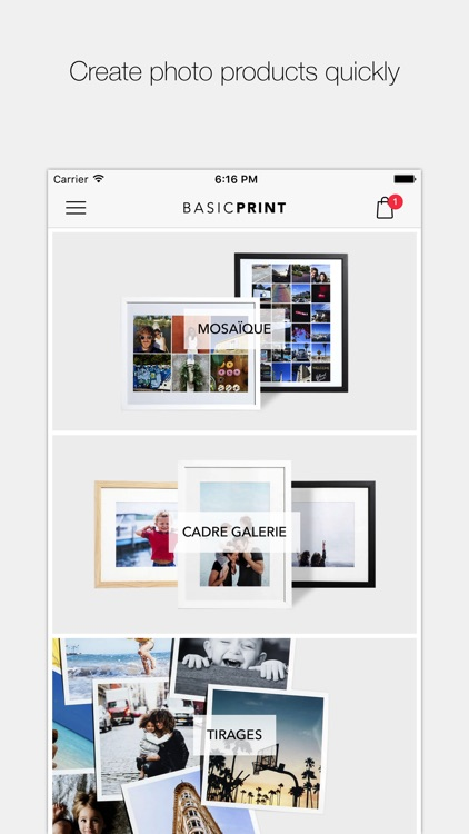 BasicPrint - Photo Printing