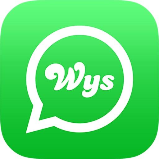 Chat Wys app logo