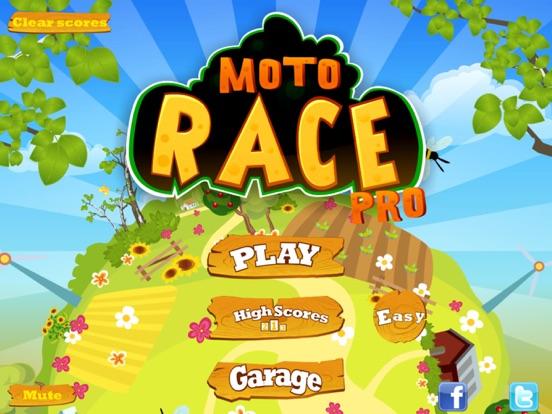 Screenshot #4 pour Moto Race Pro Lite