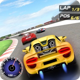 Extreme Sports Car Racing - Real Cars Experience