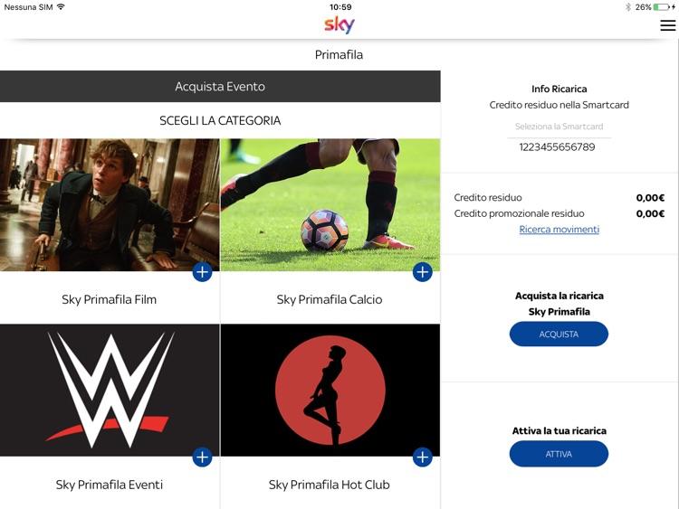 Sky Fai da te per iPad screenshot-3