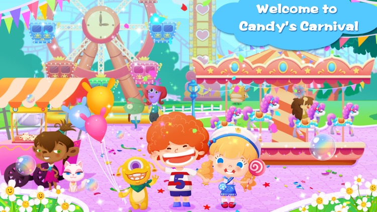 Candy's Carnival screenshot-0