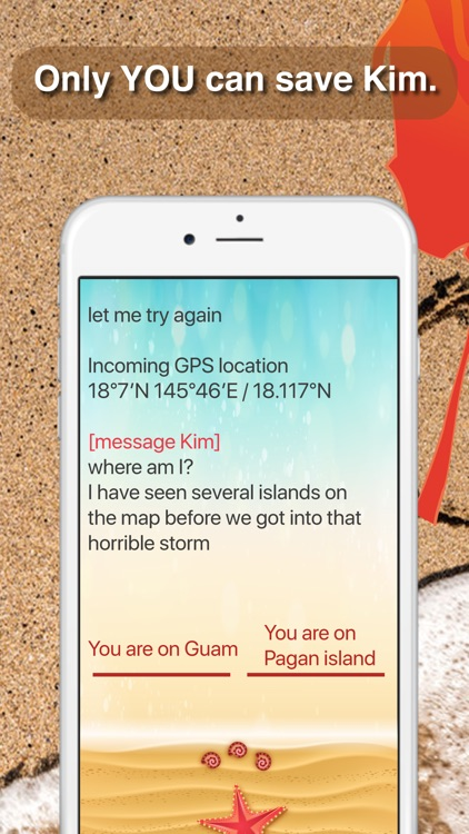 Kims Lifeline: creepy travel screenshot-3