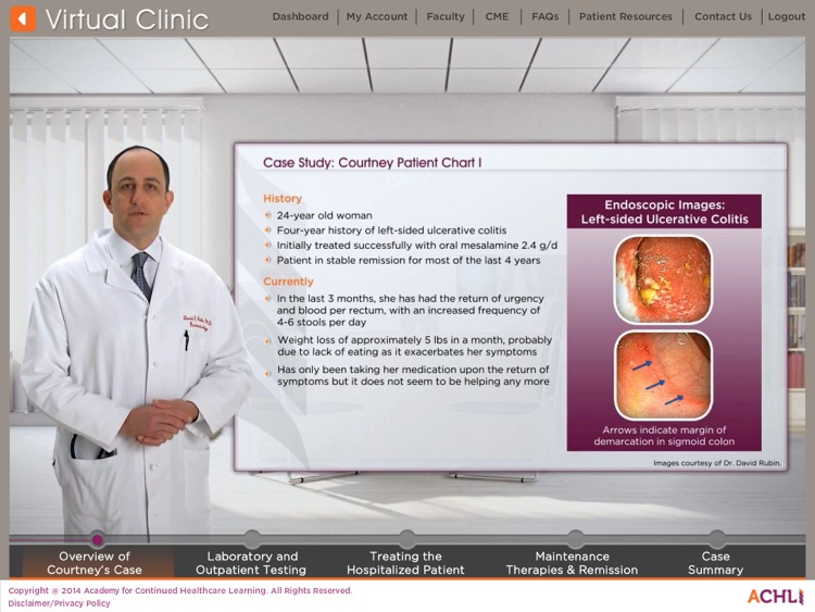 Gastroenterology Virtual Clinic screenshot-3