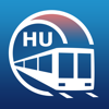 Discover Ukraine LLC - Budapest Metro Guide and Route Planner artwork