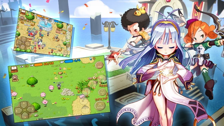 The World of Magic screenshot-4