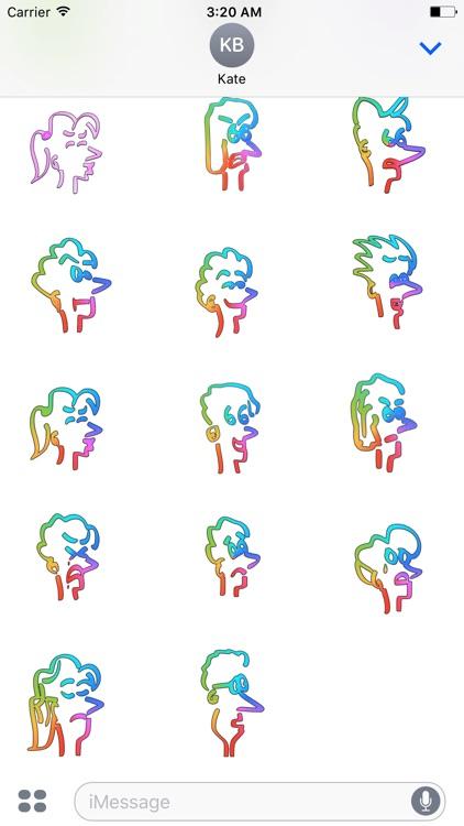Sticker Toons