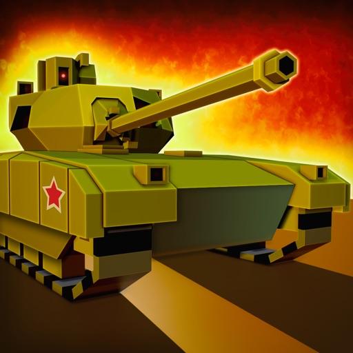 World Of Cartoon Tanks - танковый онлайн экшен