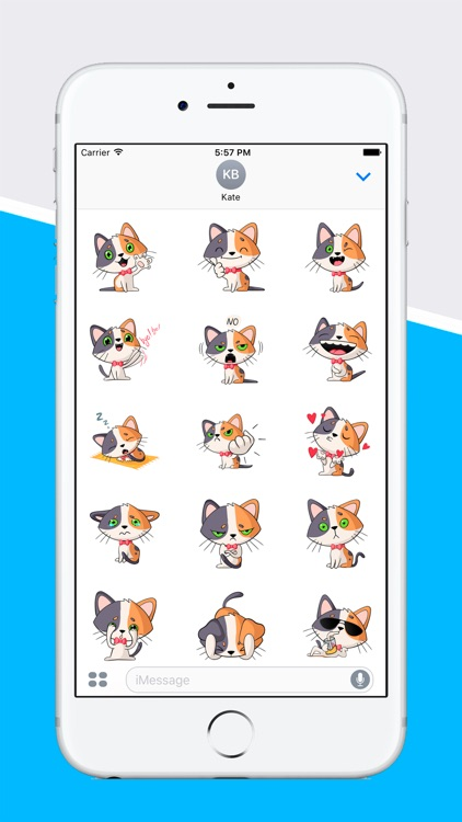 Egor The Cat Stickers Pack 1 screenshot-3