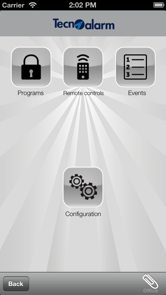 download myTecnoalarm apps 2