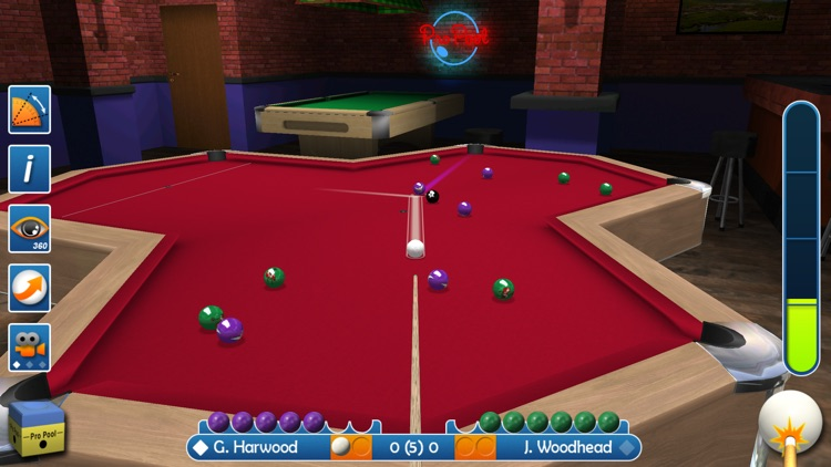 Pro Pool 2018 screenshot-3