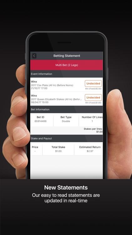 Luxbet - Racing & Sports Betting App
