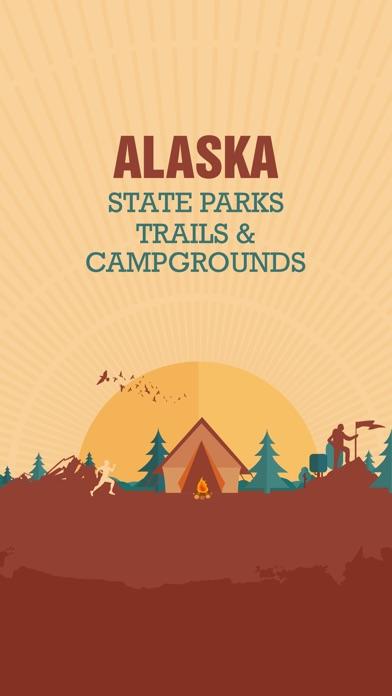 Alaska State Parks, Trails & Campgrounds-0