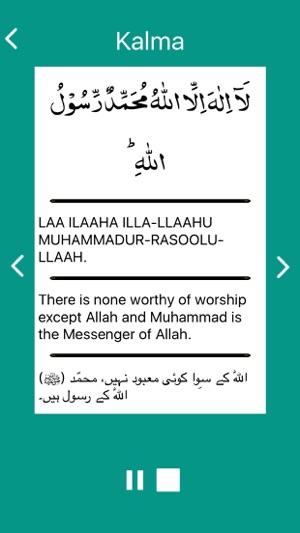 6 Kalma Of Islam Six Kalmas Of Islam 4