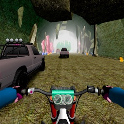 FPV Motocross Racing VR Simulator