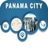Panama City Offline City Maps with Navigation