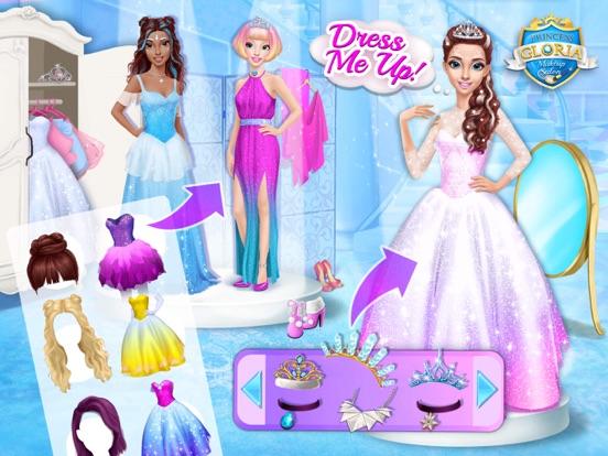 Princess Gloria Makeup Salon screenshot 9
