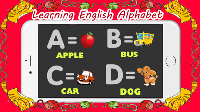 ABC Letter Tracing Writing Practice for Preschool screenshot one