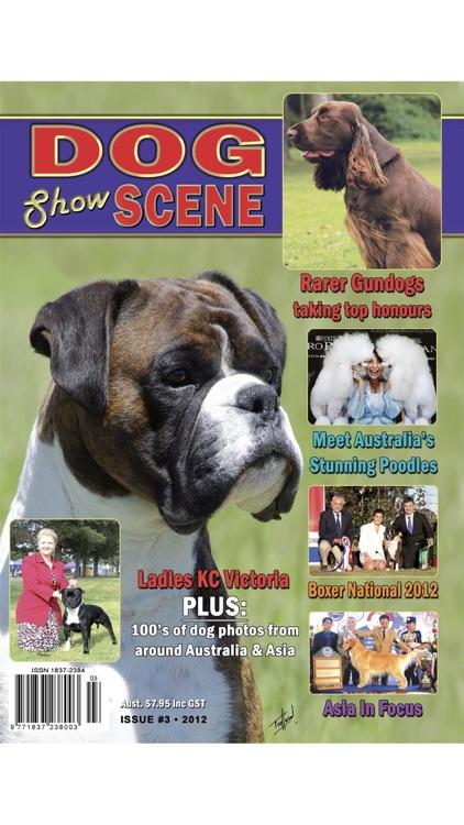 Dog Show Scene Magazine