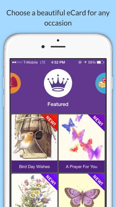Hallmark ecards app reviews user reviews of hallmark ecards hallmark ecards app screenshots m4hsunfo