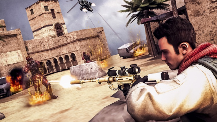 Bullet War Shooter Game