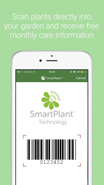SmartPlant™-Gardening, Plant Identification & Care