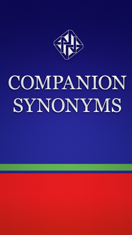 Companion Synonyms screenshot-0