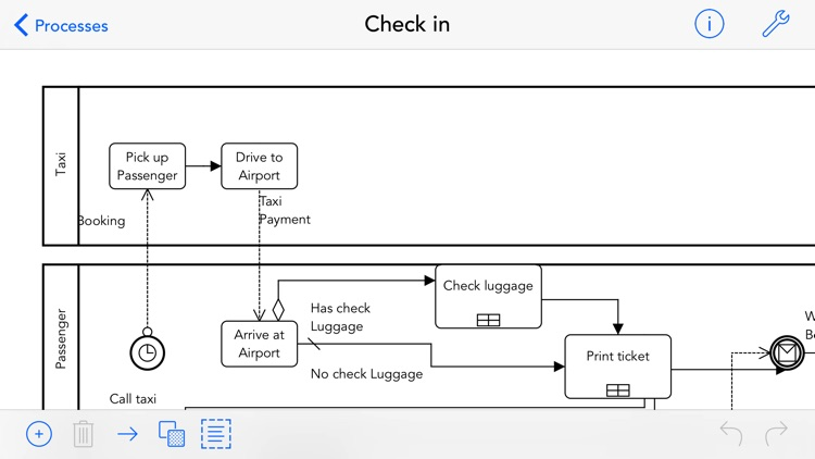 Mobile Process Designer screenshot-4