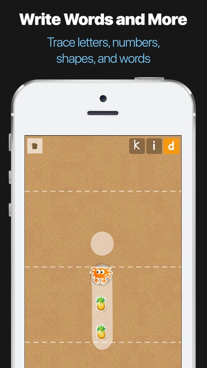 Little Writer Tracing App: Trace Letters & Numbers