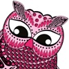 Owl Coloring Book Games: Color Therapy for Adults