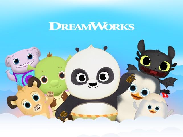 DreamWorks Freunde Screenshot