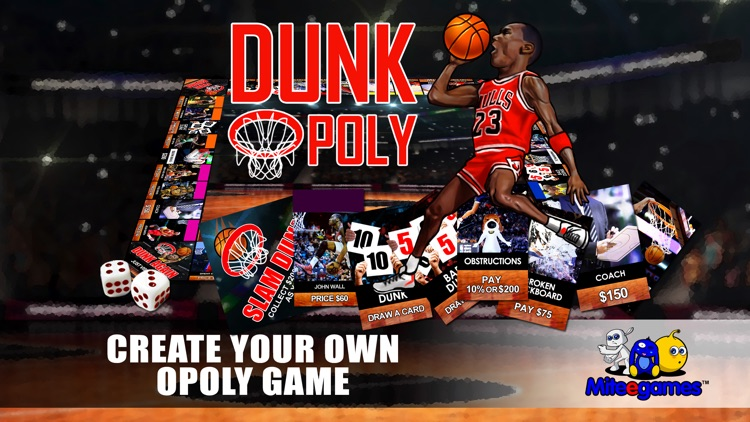 Dunkopoly