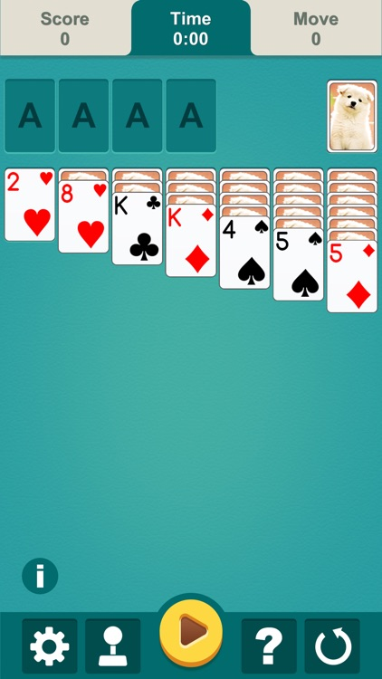 Solitaire Classic + screenshot-2