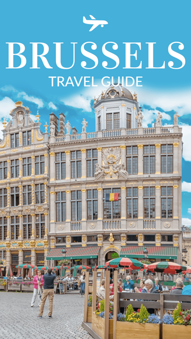 Brussels Travel & Tourism Guide screenshot one