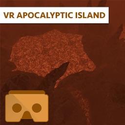VR Apocalyptic Island 3D