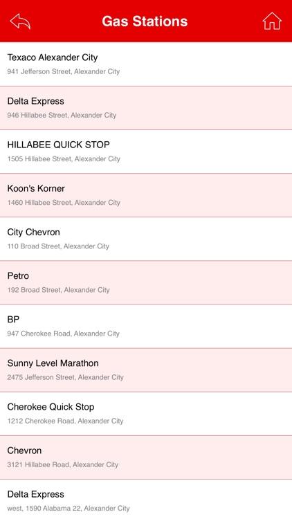 Great app for Texaco Stations screenshot-4