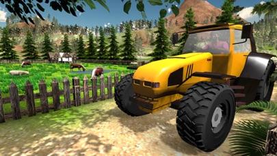 乡村耕作模拟器2018 App 截图
