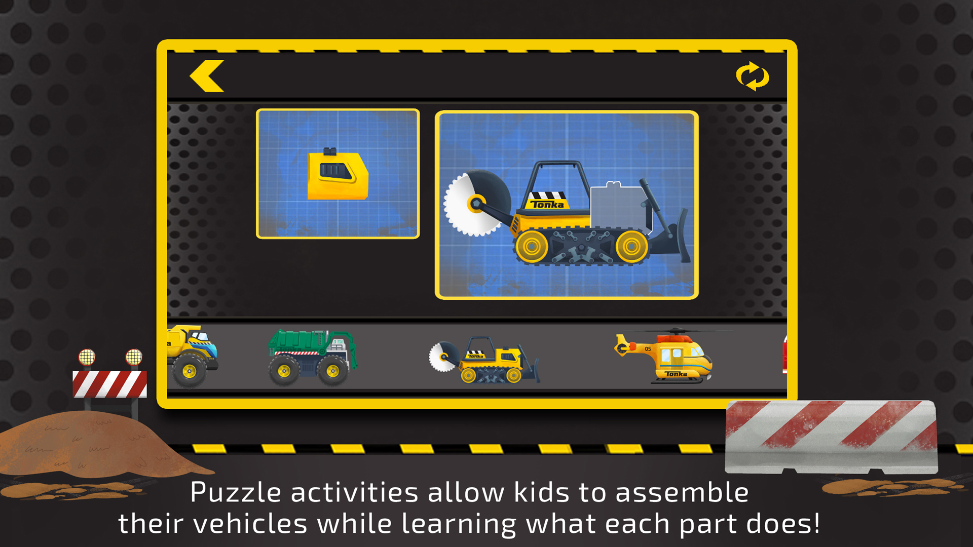 Tonka: Trucks Around Town screenshot 15