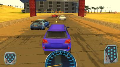 Offroad Monster Jeep Desert Racing Game 3D screenshot two
