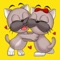 Oreo In Love - Cute cat stickers for iMessage