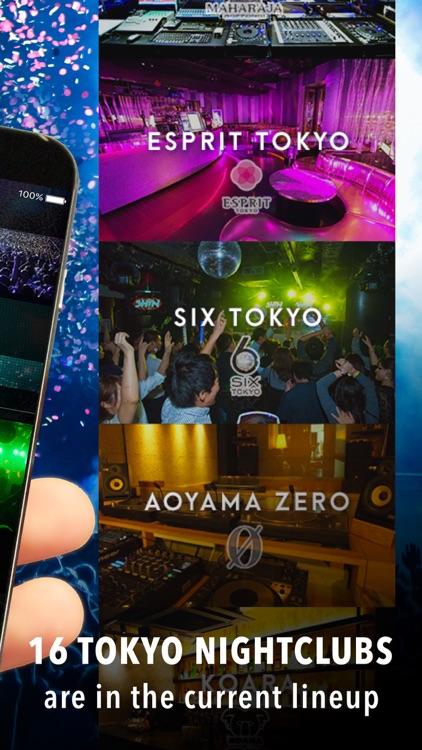 NEON - Smartphone app for Unlimited Nightclubbing