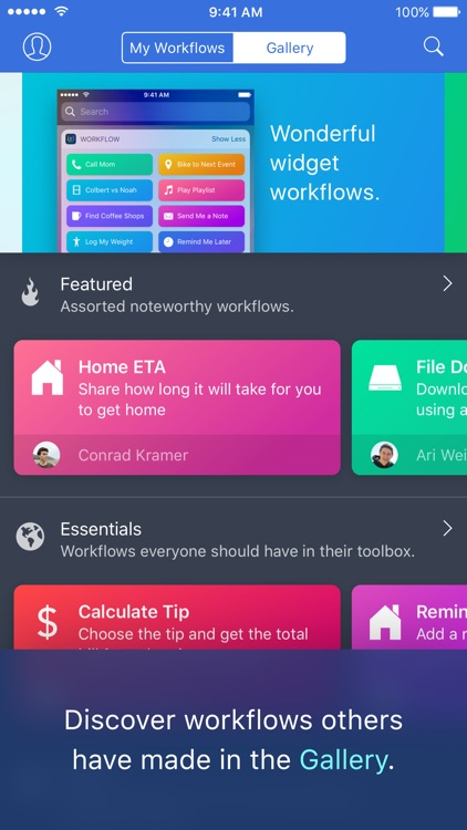Workflow screenshot-2