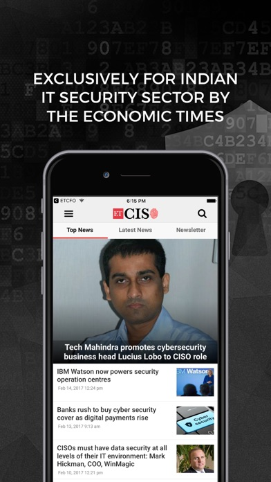 ETCISO by The Economic Times Screenshot